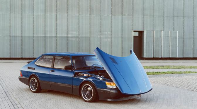 Saab 900 Turbo 1990 – SPRZEDANY