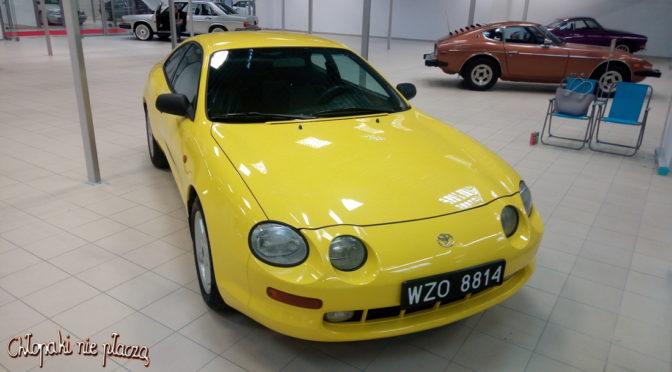 Toyota Celica 1994 – SPRZEDANA
