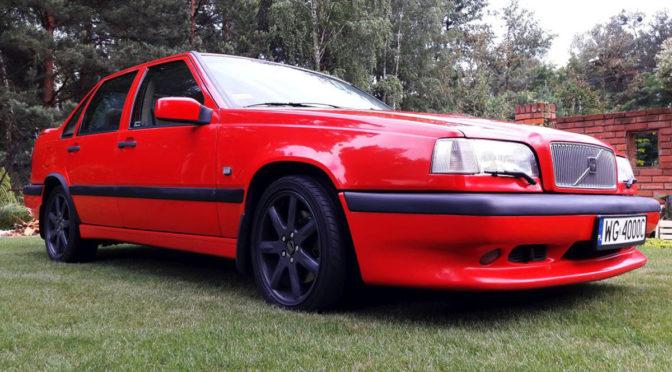 Volvo 850 R 1996 – 32500PLN – Trzcianka