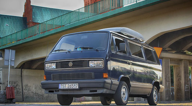 Volkswagen T3 Multivan 1987 – 29900PLN – Gdynia
