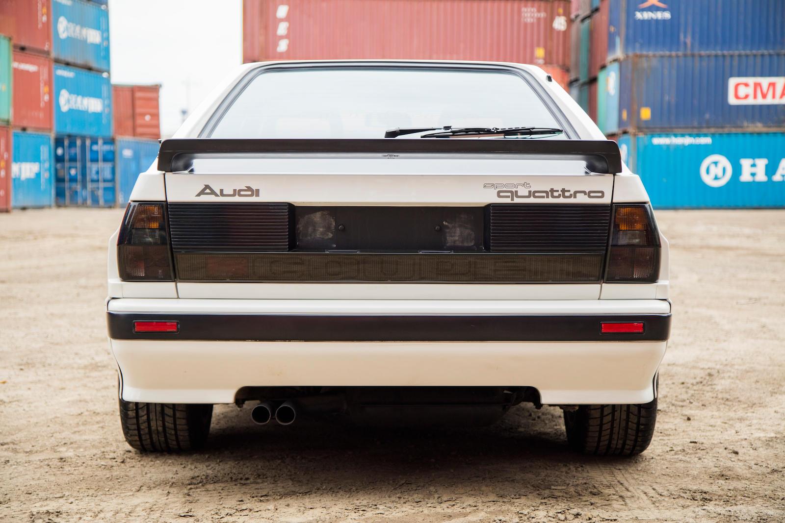 Audi Sport Quattro S SPRZEDANE Giełda Klasyków - Audi quattro