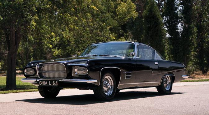 Ghia L 6.4 1961 – SPRZEDANA