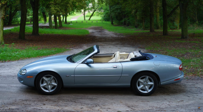 Jaguar XK8 Convertible 1997 – SPRZEDANY