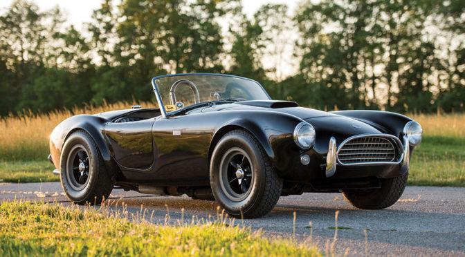 Shelby 289 Cobra 1963 – SPRZEDANY