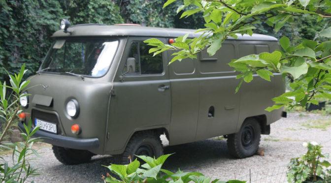 UAZ 452 1985 – SPRZEDANY