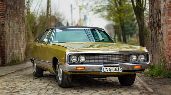 Chrysler New Yorker 1970 – 55000PLN – Namysłów