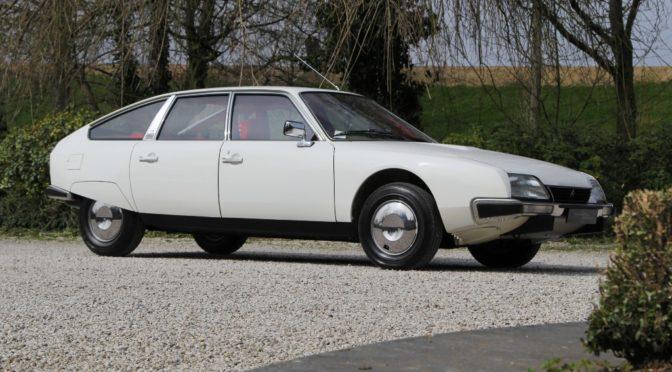 Citroen CX 2200 1975 – SPRZEDANY
