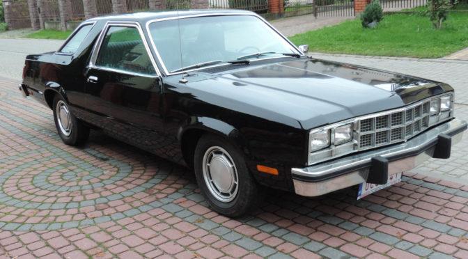 Ford Fairmont Futura 1979 – 13500PLN – Sokołów Podlaski