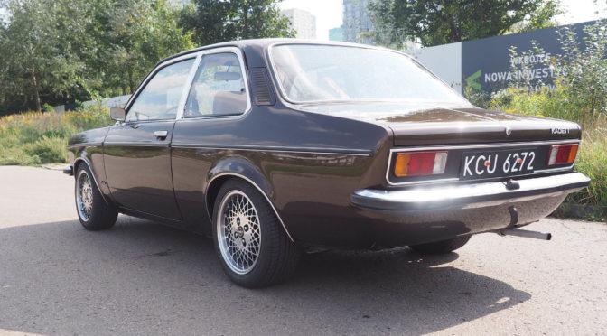 Opel Kadett C 1977 – 22000PLN – Warszawa