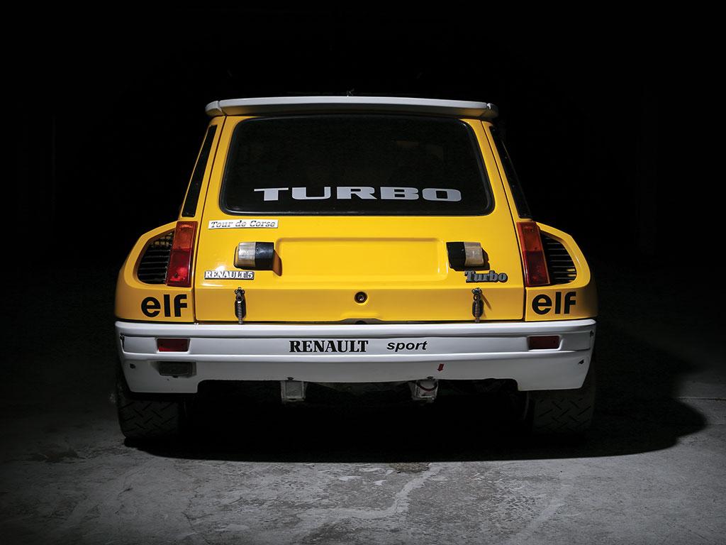Renault 5 Turbo 1980 Sprzedane Giełda Klasyk 243 W