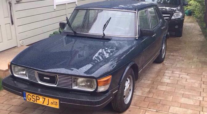 Saab 99 1981 – 17800PLN – Gdańsk
