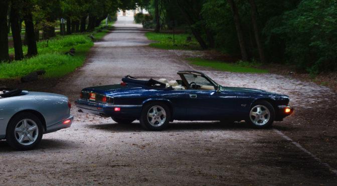 Jaguar XJS 2+2 Convertible 4.0 1995 – SPRZEDANY