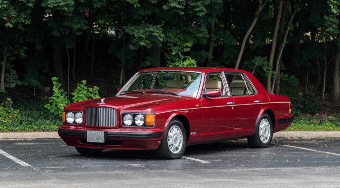 Bentley Brooklands 1996 – SPRZEDANY