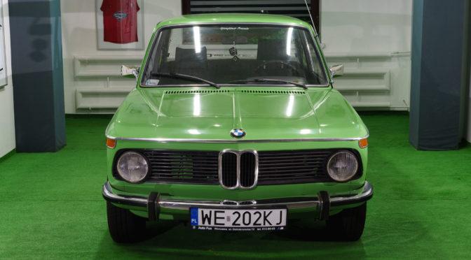 BMW 2002 Automatic 1975 – 63900PLN – Warszawa