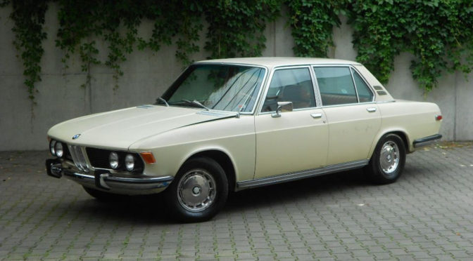 BMW 2800 E3 1970 – 28000PLN – Gaj