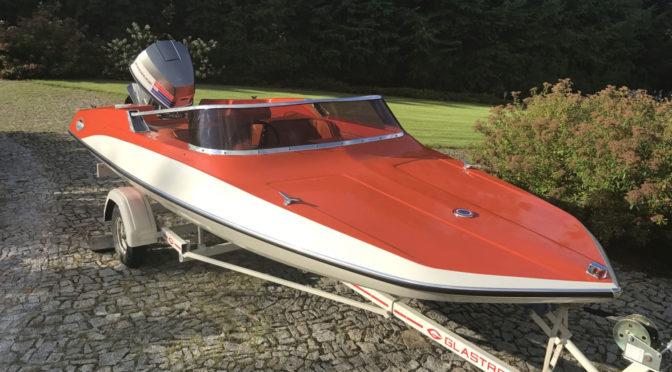 Glastron GT-150 1972 – SPRZEDANY