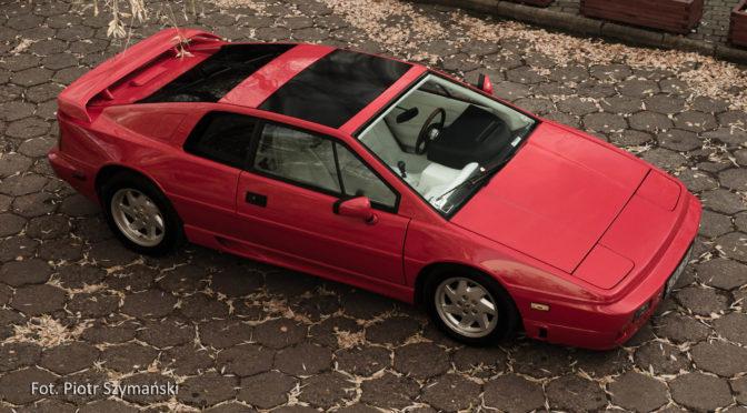Lotus Esprit Turbo SE 1991 – SPRZEDANY