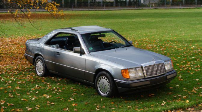 Mercedes 300 CE C124 1990 – SPRZEDANY