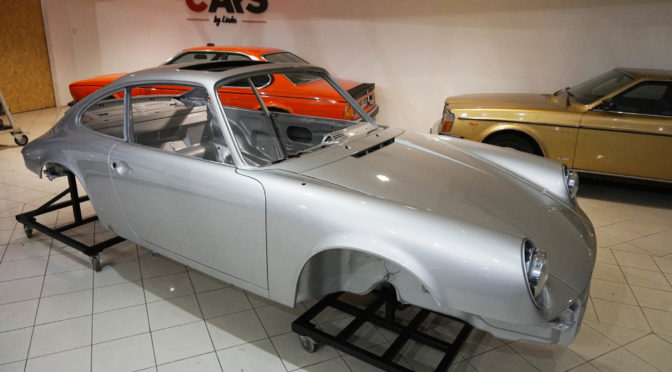 Porsche 911S 1975 – SPRZEDANE