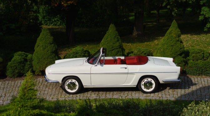 Renault Caravelle 1968 – 115000PLN – Robakowo