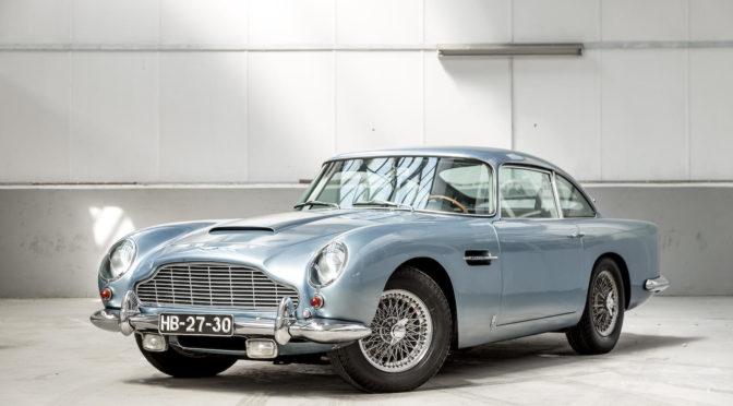 Aston Martin DB5 Vantage 1965 – SPRZEDANY