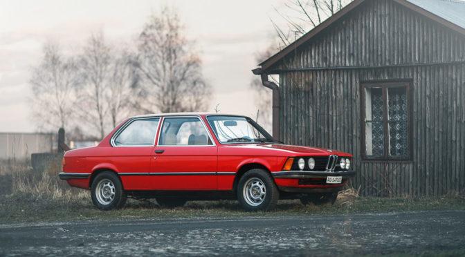BMW 320 E21 1979 – 27000PLN – Parczew