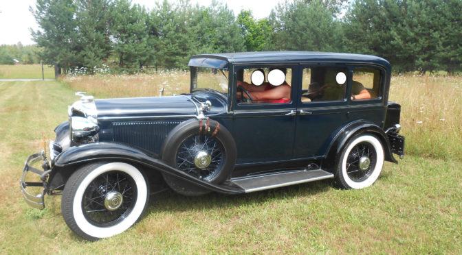 Chrysler Imperial 1931 – 230000PLN – Biała Podlaska