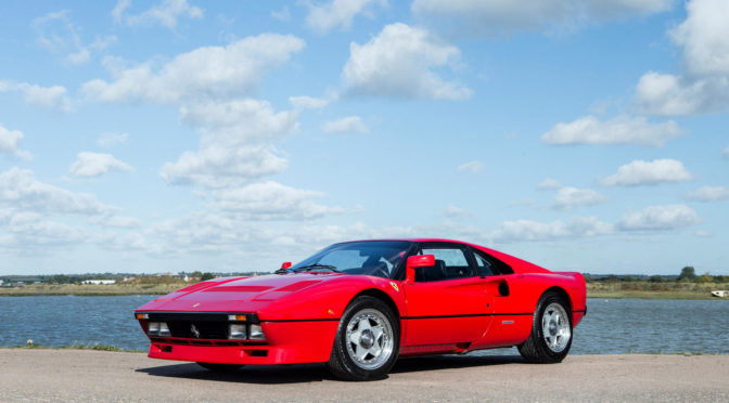 Ferrari 288 GTO 1985 – SPRZEDANE