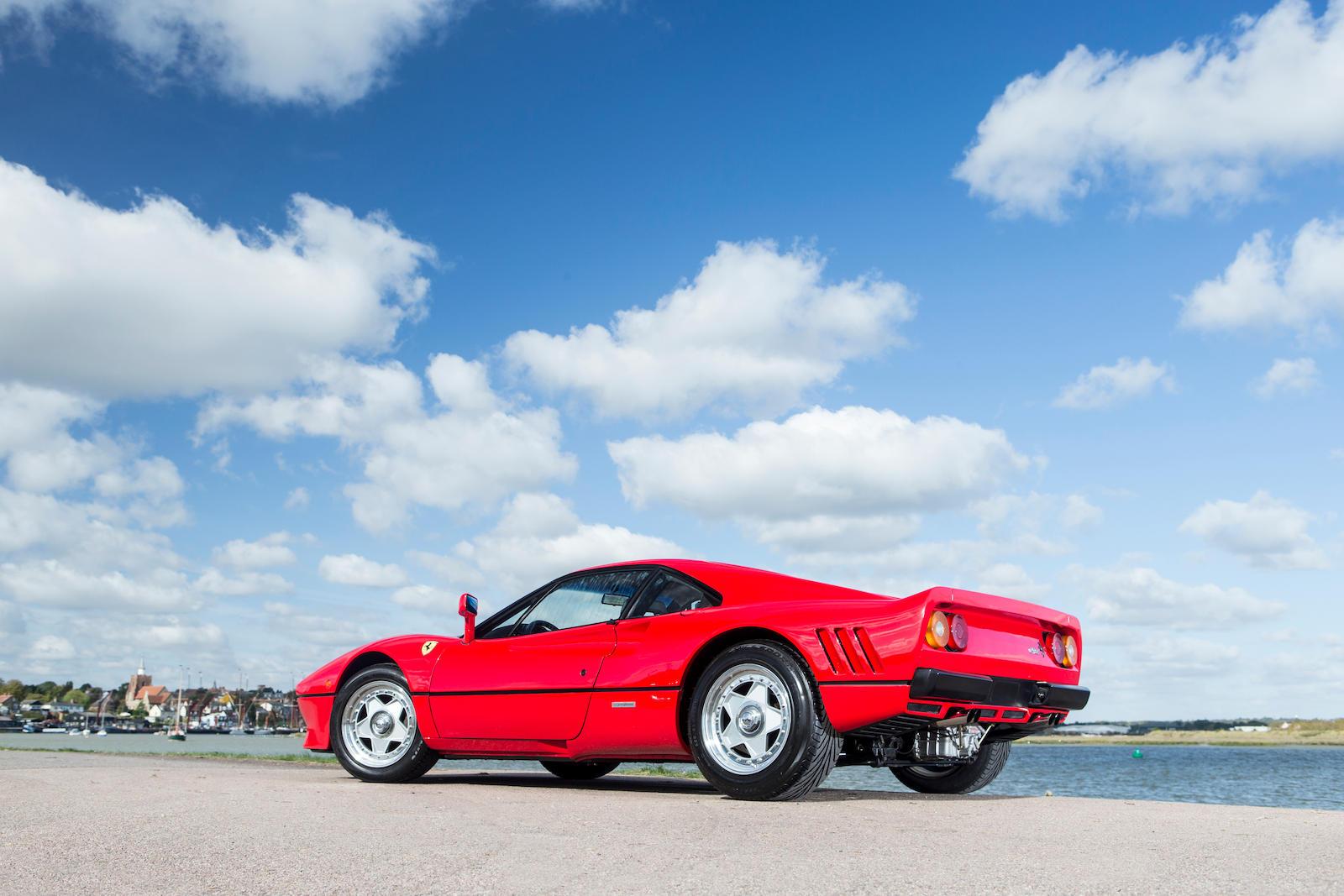 Ferrari 288 Gto For Sale >> Ferrari 288 GTO 1985 - SPRZEDANE - Giełda klasyków