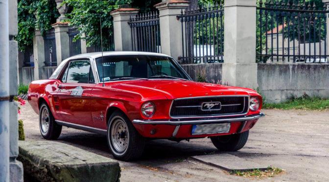 Ford Mustang 1967 – 128000PLN – Poznań
