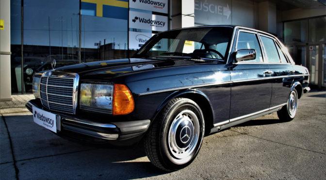Mercedes 230E W123 1983 – SPRZEDANY