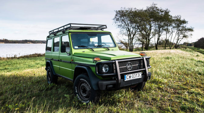 Mercedes 240 GD W460 1988 – 109900PLN – Włocławek