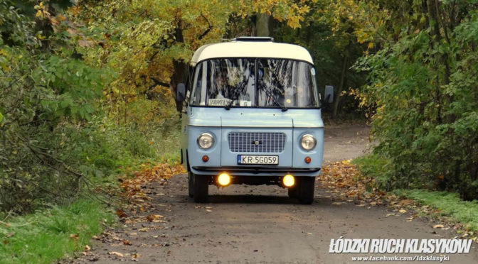 Nysa 522 Mikrobus 1990 – 40000PLN – Łódź