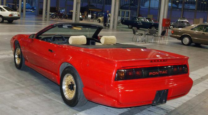 Pontiac Firebird Convertible 1991 – SPRZEDANY