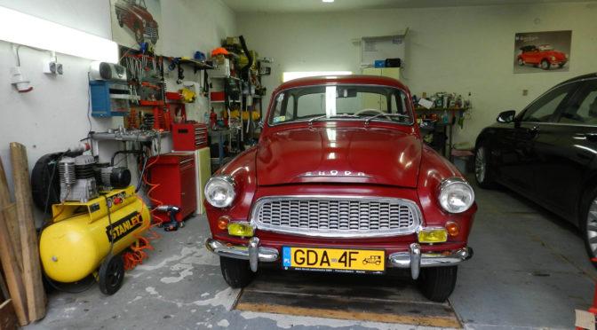 Skoda Octavia 1961 – SPRZEDANA