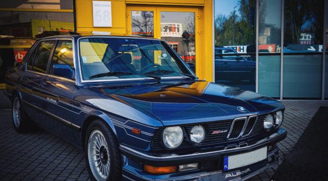 Alpina B9 3.5 1985 – SPRZEDANA