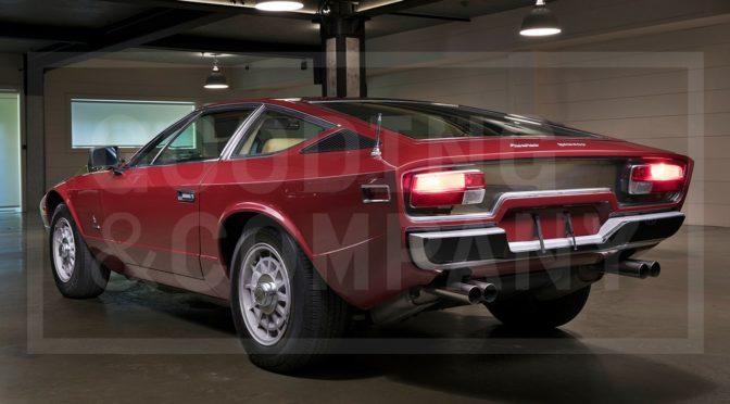 Maserati Khamsin 1977 – SPRZEDANE