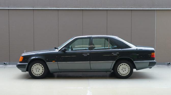 Mercedes 200E W124 1991 – SPRZEDANY