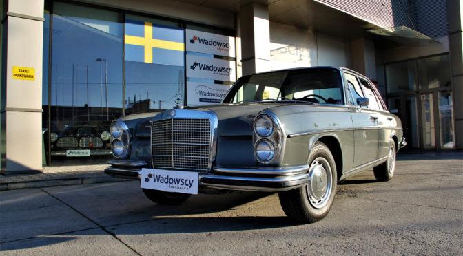 Mercedes 280 SE W108 1971 – 70000PLN – Gaj