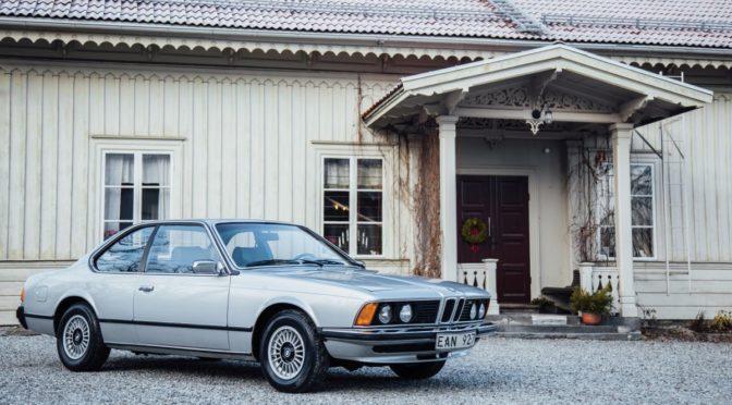 BMW 633 E24 CSi 1977 – SPRZEDANE