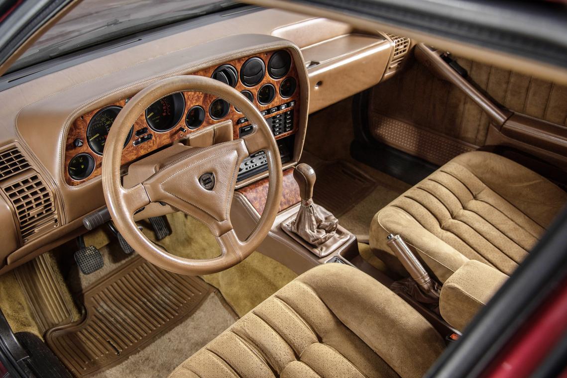 Lancia Thema 8 32 1989 Sprzedana Giełda Klasyk 243 W