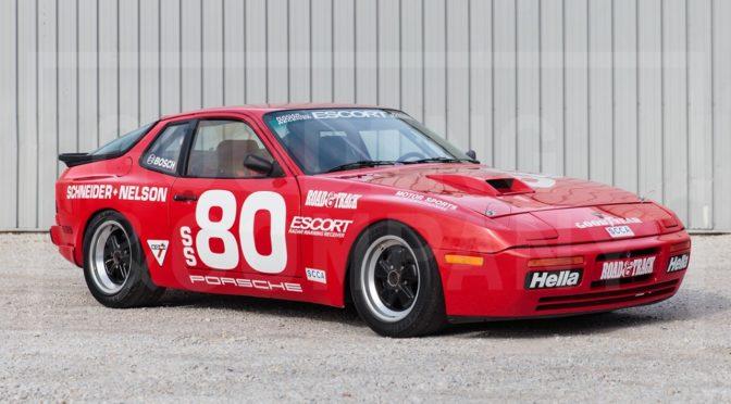 Porsche 944 Turbo Cup 1985 – SPRZEDANE