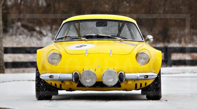 Alpine A110 1100 1963 – SPRZEDANE
