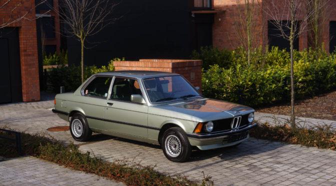 """BMW 318i Edition """"E"""" E21 1982 – SPRZEDANE"""