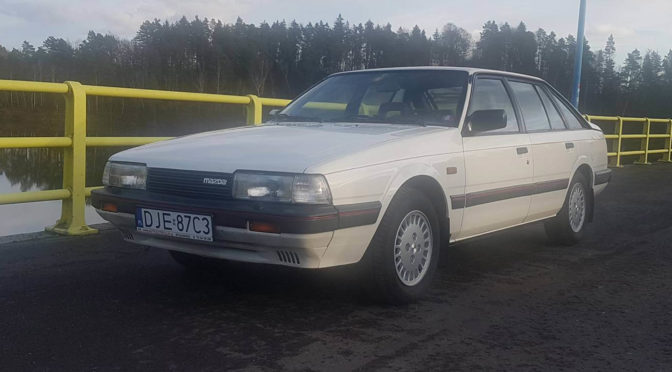 Mazda 626 GC 1985 – 40000PLN – Jelenia Góra
