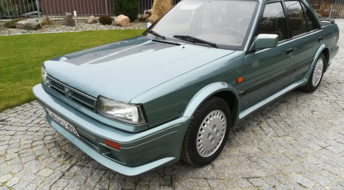 Nissan Bluebird Grand Prix 1990 – SPRZEDANY