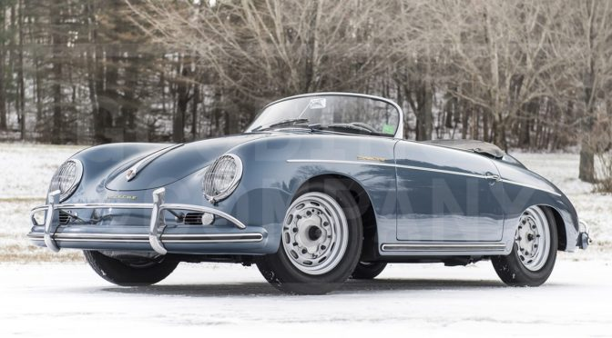 Porsche 356 A Speedster 1957 – SPRZEDANE