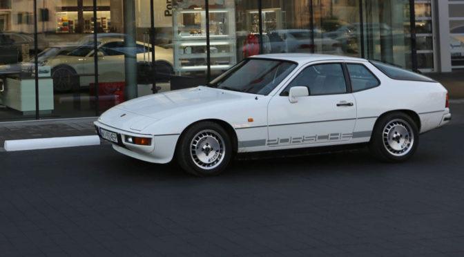 Porsche 924 1981 – 37000PLN – Warszawa