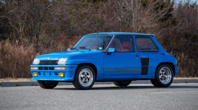 Renault 5 Turbo II 1983 – SPRZEDANE