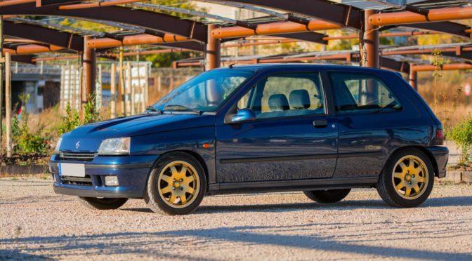 Renault Clio Williams 1993 – SPRZEDANE